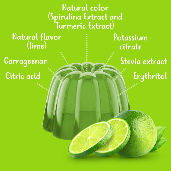 citric acid, carrageenan, natural flavor, potassium citrate, natural color, stevia extract, erythritol