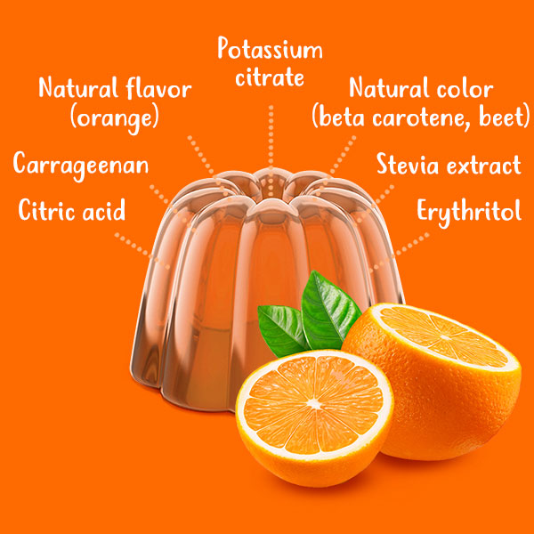 citric acid, carrageenan, natural flavor, potassium citrate, natural color, stevia extract, erythritol
