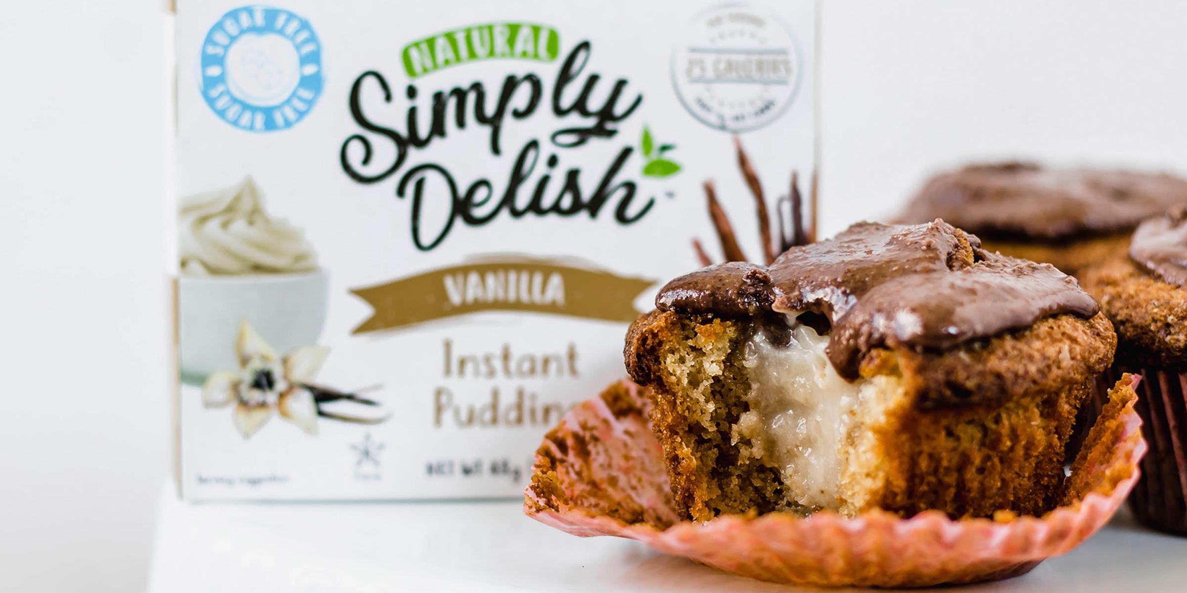 Vanilla Pudding Filling Boston Cream Pie