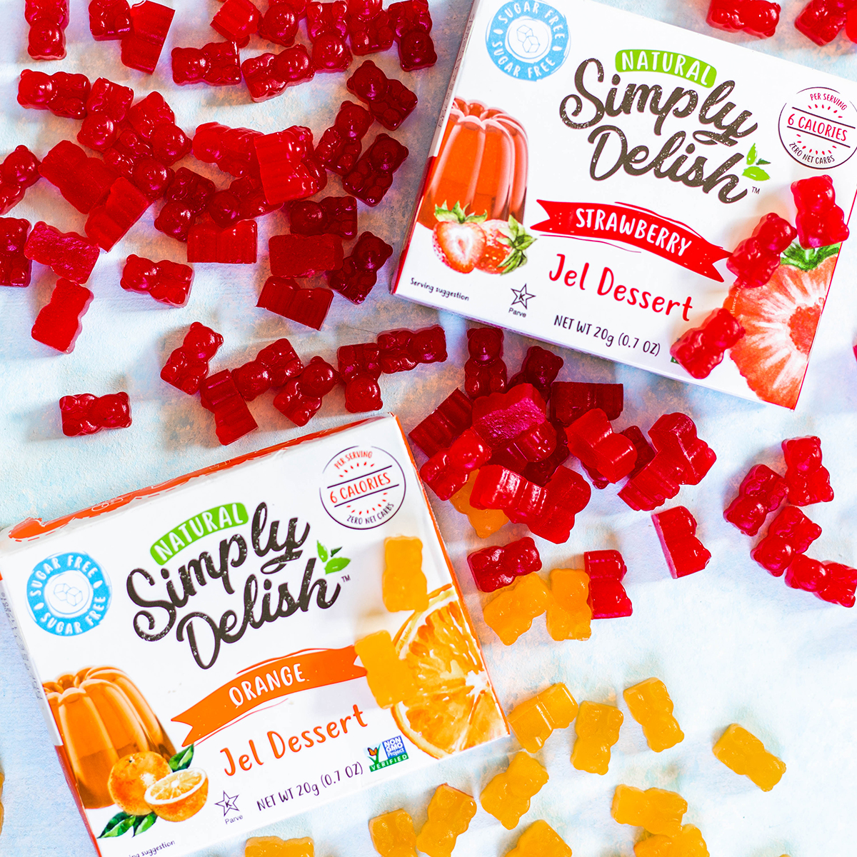 Keto Jel Gummy Bears