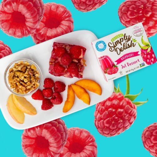 raspberry jel dessert download