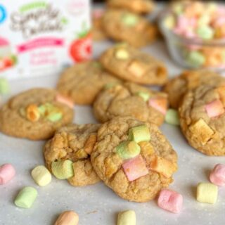 marshmallow cookies