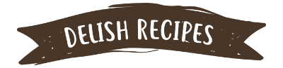 Delish Recipes banner