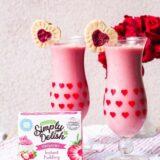 valentine's day dessert strawberry