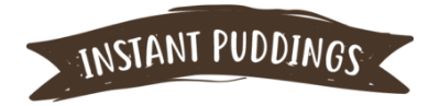 Instant Puddings banner