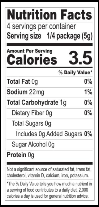 Unflavored Jel nutritionals