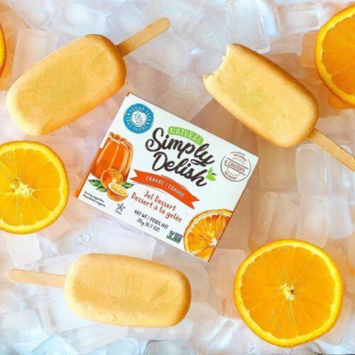 Protein Orange Creamsicle